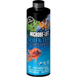 MICROBE-LIFT GEL FILTER IN. 473ML